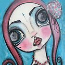 SPIRITUAL HEART by Barbara Cannon  ART.. AKA Barbieville