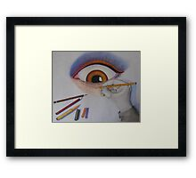 Hand 2 Eye co-ordination Framed Print