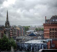 Wet Bristol Morning by Melissa Fuller