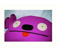 Ugly Doll Art Print