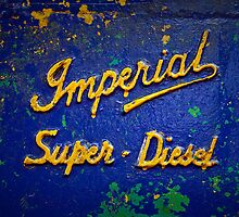 Imperial Super Diesel by Barb Leopold