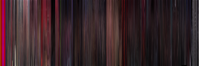 Moviebarcode: West Side Story (1961) by moviebarcode