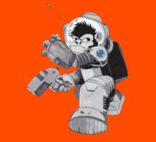 Ookie the Space Ape Kids Tee