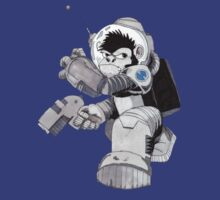 Ookie the Space Ape by John Ossoway