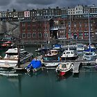 Ramsgate Harbour Panorama by John Gaffen