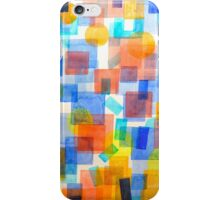Different Things Fall Differently iPhone Case/Skin