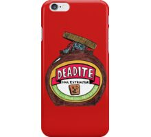 Deadite: The Evil Spread iPhone Case/Skin