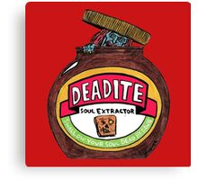 Deadite: The Evil Spread Canvas Print