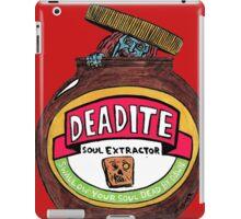 Deadite: The Evil Spread iPad Case/Skin