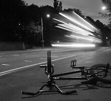 Monochrome Bike! by TJHarper93