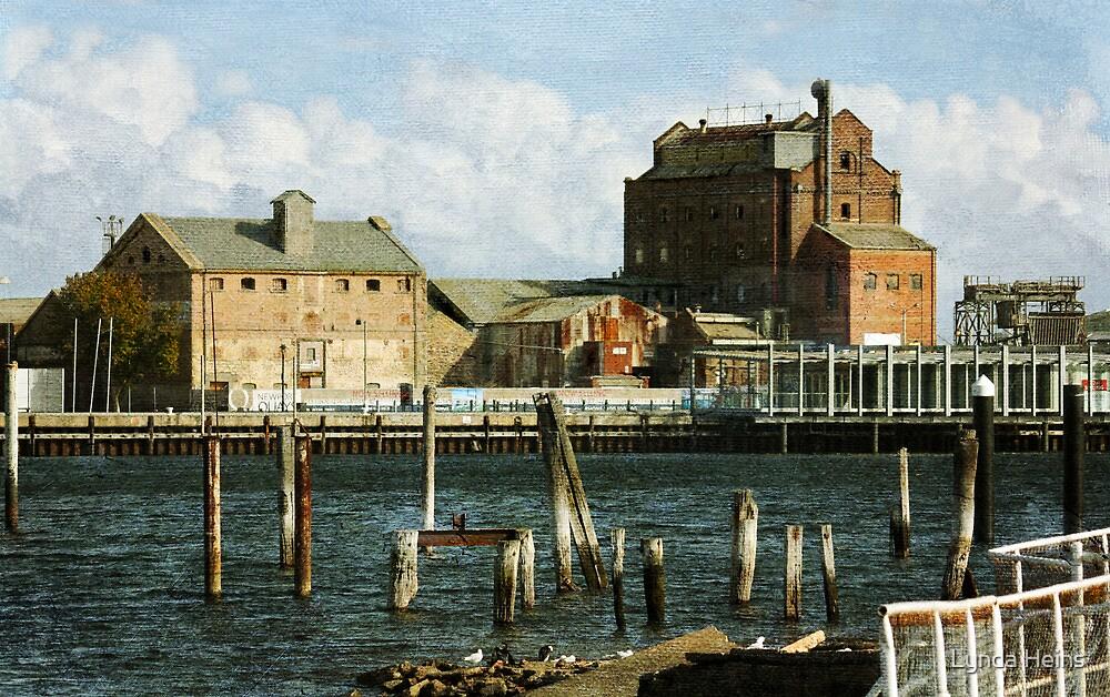 ~ The Old Flour Mill ~ by Lynda Heins