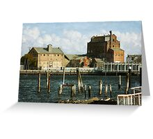 ~ The Old Flour Mill ~ Greeting Card
