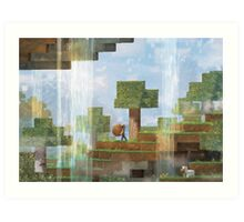 Cubic Dream (Only 50!) Art Print