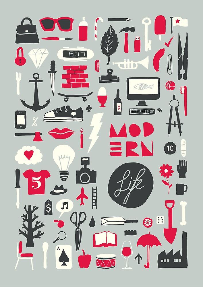 MODERN Life by Steve Leadbeater