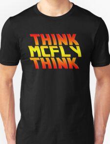 Think, McFly, Think  T-Shirt