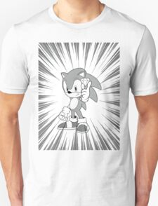 Sonic and the chaos emerald Unisex T-Shirt