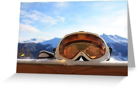 Ski Goggles by TJHarper93