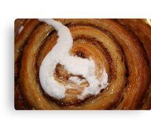 Danish Pastry Canvas Print