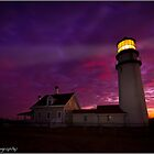 Highland Light Truro Ma by Trevor Murphy