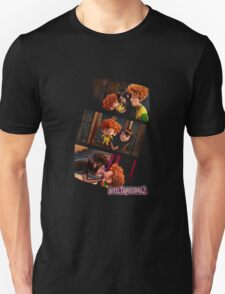 what a lovely familly from hotel transylvania 2 Unisex T-Shirt