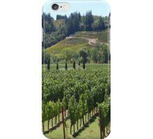 Napa Valley Vineyard iPhone Case/Skin