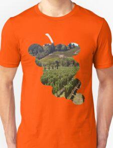 Napa Valley Vineyard Unisex T-Shirt
