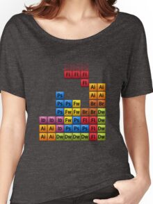 Creative Suite Tetris Women's Relaxed Fit T-Shirt