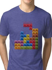 Creative Suite Tetris Tri-blend T-Shirt