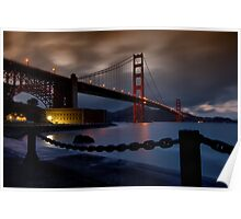 San Francisco Eves Poster