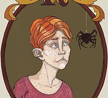 Ron Weasley by Julia Coalrye