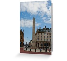 The Cenotaph Greeting Card