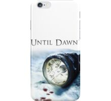 Until Dawn Light iPhone Case/Skin