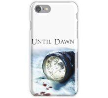Until Dawn Light iPhone Case/Skin