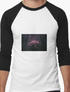 Lightning Men's Baseball ¾ T-Shirt
