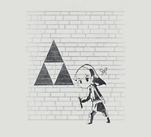 Banksy Triforce Unisex T-Shirt