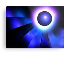 Neptune Eclipse Metal Print