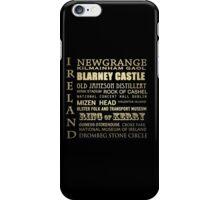 Ireland Famous Landmarks iPhone Case/Skin