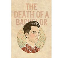Death of a Bachelor  Photographic Print