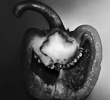 Sinister Pepper by hanloufoley