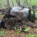 March Old Motor Car by Thomas Murphy