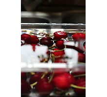 Cherry Coloured Funk (2) Photographic Print
