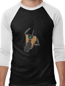Claptrap Party Men's Baseball ¾ T-Shirt