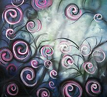 The Swirl garden by Sherry Arthur
