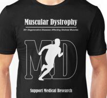 Muscular Dystrophy Awareness Unisex T-Shirt
