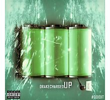 Charged Up Design Photographic Print