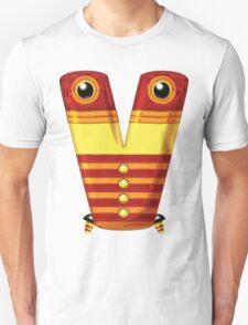 "Introducing the letter ""VIvu"" Unisex T-Shirt"