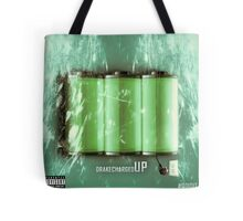 Charged Up Design Tote Bag