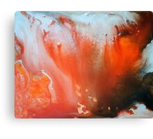 State of Matter Canvas Print