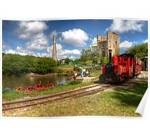 Lappa valley Railway Poster