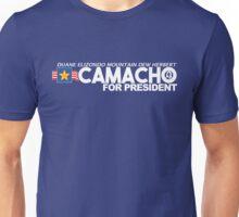 Idiocracy - Camacho for President Unisex T-Shirt